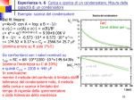 esperienza n 6 carica e scarica di un condensatore misura della capacit di un condensatore9