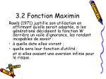 3 2 fonction maximin