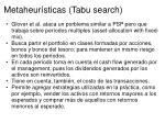 metaheur sticas tabu search1