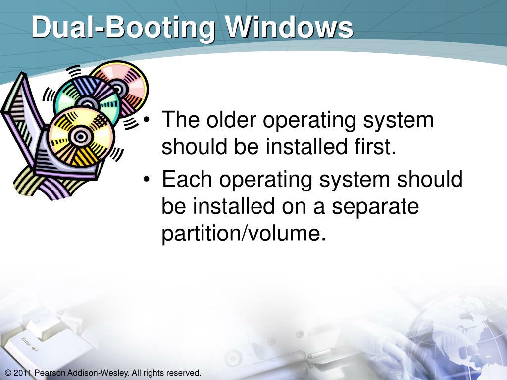 Dual-Booting Windows