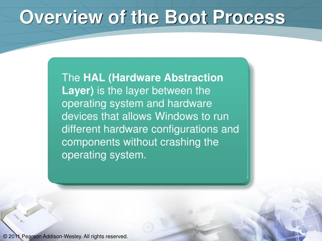 Overview of the Boot Process