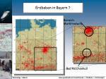 erdbeben in bayern