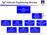 software engineering division