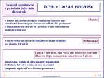 esempi di agenti nocivi e periodicit della visita di controllo1
