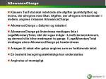 allowancecharge