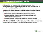 introduktion af oioubl 2 02 profiler