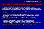 c diagn sticos iv