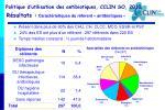 politique d utilisation des antibiotiques cclin so 2010