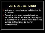 jefe del servicio1