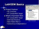 labview basics