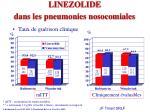 linezolide dans les pneumonies nosocomiales2