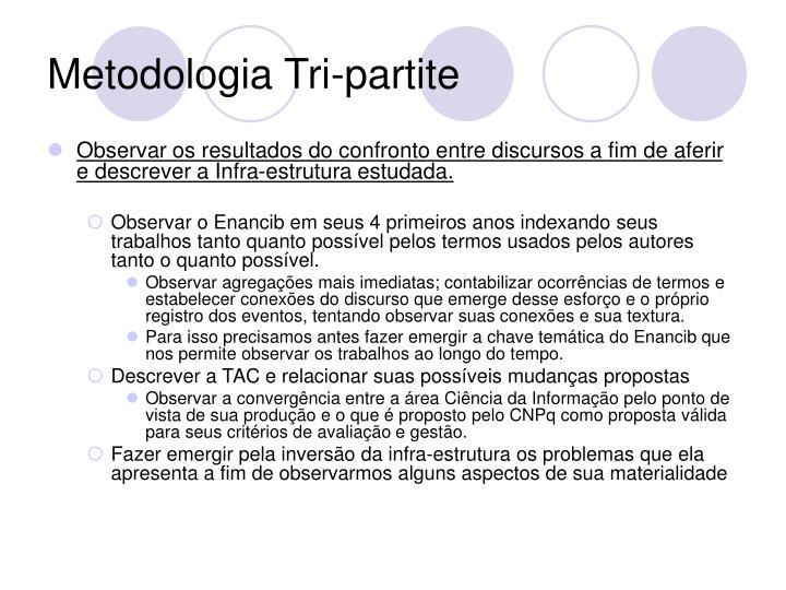 Metodologia Tri-partite
