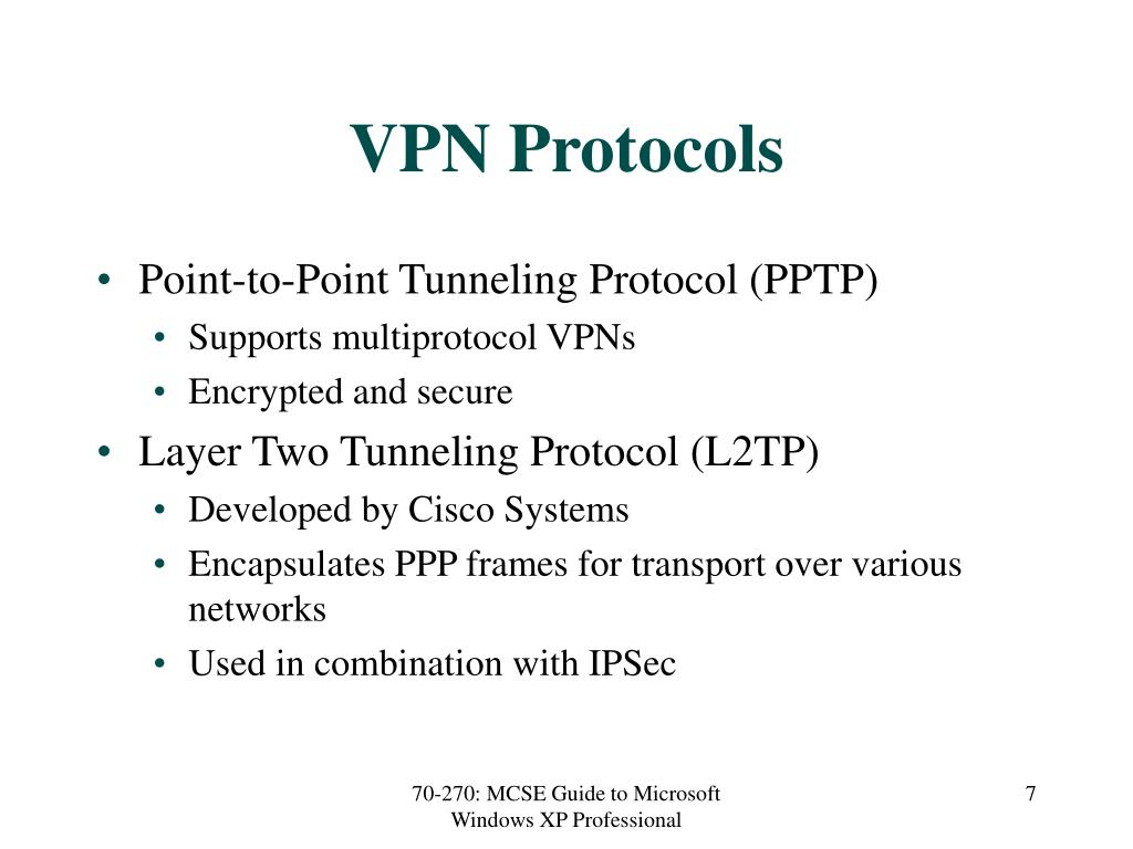 VPN Protocols