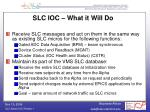 slc ioc what it will do