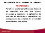 prevenci n de accidentes de tr nsito2