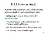 8 2 2 internes audit2