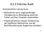 8 2 2 internes audit3