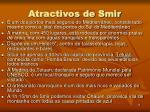atractivos de smir
