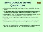 some douglas adams quotations