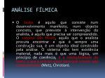 an lise f lmica6