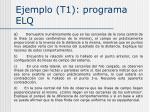 ejemplo t1 programa elq