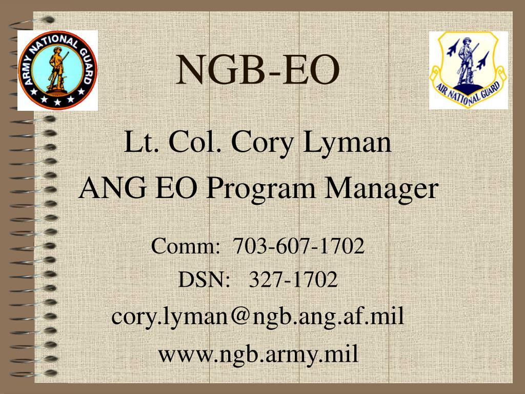 NGB-EO