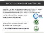 recycle ve organ k sert f kalari