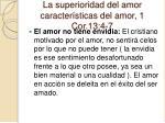 la superioridad del amor caracter sticas del amor 1 cor 13 4 73