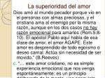 la superioridad del amor3