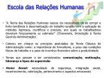 escola das rela es humanas1