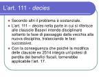 l art 111 decies6