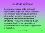 le storie animate