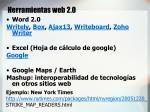 herramientas web 2 02