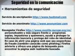 seguridad en la comunicaci n3
