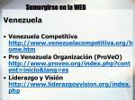sumergirse en la web7