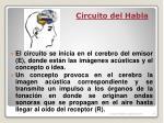 circuito del habla