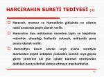 harcirahin suret ted yes 1