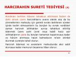 harcirahin suret ted yes 4