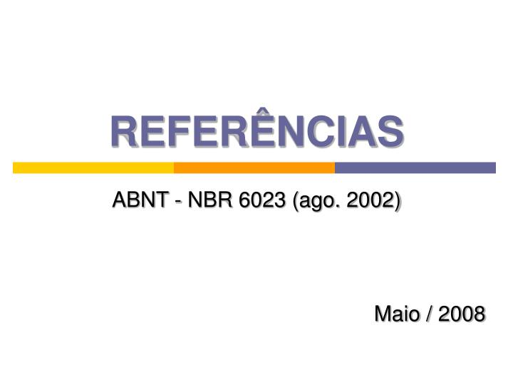 refer ncias n.