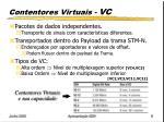 contentores virtuais vc