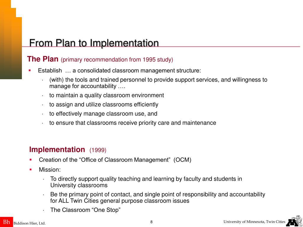 PPT - Classroom Management – PowerPoint Presentation - ID:936465