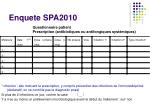 enquete spa20103
