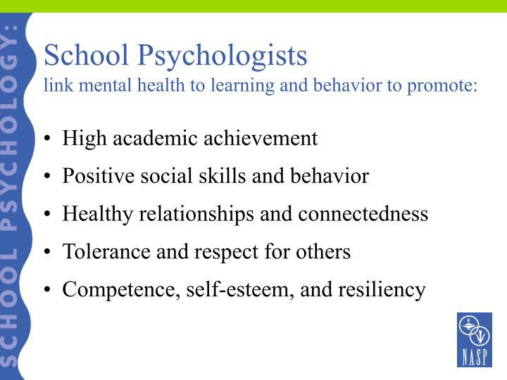School Psychologists