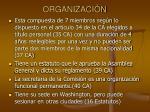organizaci n