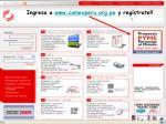 ingresa a www comexperu org pe y reg strate