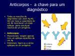 anticorpos a chave para um diagn stico1