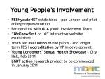 young people s involvement