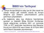 bbs nin tarih esi1