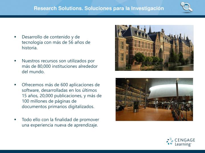Research Solutions.