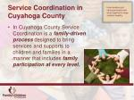 service coordination in cuyahoga county1